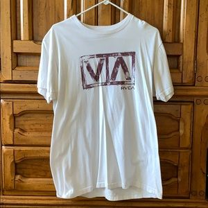 Men's RVCA T-shirt (Large)